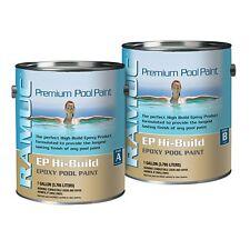 Ramuc Type EP Hi Build Epoxy Paint, 2 Part System 2 Gallon Kit Dawn Blue New