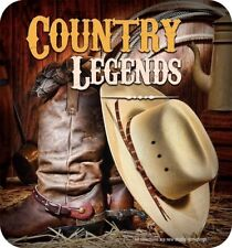 Various Artists - Country Legends (Various Artists) [New CD] Tin Case, 2 Pack
