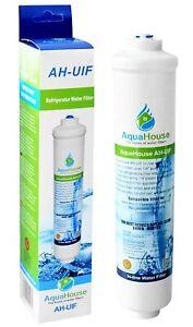 Filtre à eau universel AquaHouse pour réfrigérateur et Congélateur Samsung LG FR