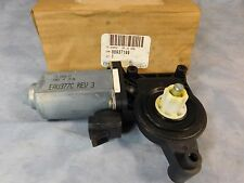 88937199 NEW OEM GM POWER WINDOW MOTOR FRONT/REAR- LEFT CADILLAC CHEVROLET GMC