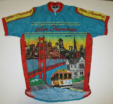 35fc24048 San Francisco 1 2 Zip Cycling Jersey Canari New without Tags Men s Size XXL