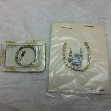 2 Sets Vintage Doll Premier Accessory Necklace & Earrings Made in Japan