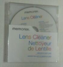Memorex CD/DVD Lens Cleaner, Unopened Original Box Still Sealed With Shrink Wrap