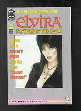 Elvira Mistress of The Dark 51 1997 NO STOCK PHOTO Claypool