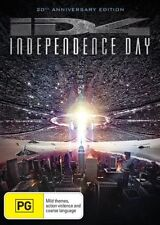 Independence Day (DVD, 2016)