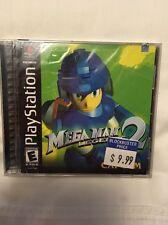 Mega Man Legends 2 Sony PlayStation 1, 2000 Black Label New Factory sealed