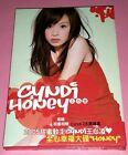 CYNDI WANG 王心凌 WANG XIN LING: HONEY 甜蜜 (2005 / SINGAPORE)   CD