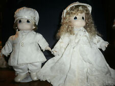 Precious Moments Dolls Dustin & Lindsay (12 in. Chapel Exclusives)