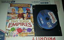 Tiny Token Empires CD-ROM for Win/Mac - NEW