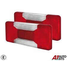 For Iveco Daily Pickup 06-14 Rear Light Lense Driver Or Passenger E-Mark