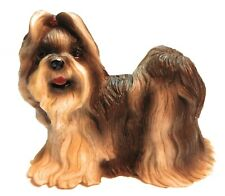"""World of Dogs year 1999 Collection Shih Tzu 2"""" tall resin figurine #4954"""