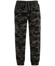 Levi's Boys' Twill Camouflaged Jogger Pants, 12 Reg (25 x 25) - NEW
