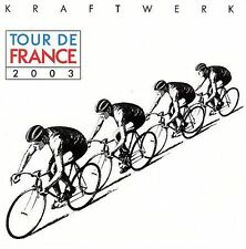 Kraftwerk Tour de France 03 [Single]  (CD, Jul-2003, Emi)
