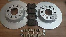 Original Volkswagen Bremse komplett Hinten VW Tiguan, Bj.08-16 Bremsscheibe