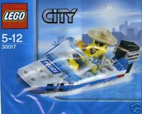 LEGO CITY Polizei 30017 Wald Polizei mit Boot