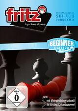 Fritz - Beginner Edition 2010 PC Game Spiel Ganz Grosse Schach Program + Video