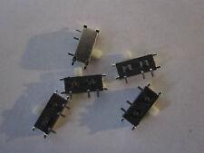 5 Stück SMD Schalter für Umbau auf Car Systeme H0 1:87