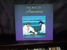 AMERICA THE BEST OF AMERICA - RARE AUSTRALIAN CD