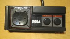 Official Sega Mastersystem Controller. Full Working Order
