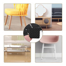 48Pcs Self Adhesive Square Sticky Rubber Feet Bumper Door Furniture Buffer Pads