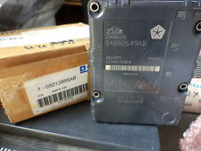 n°z98 calculateur abs voyager 5013865ab 4882649ab neuf