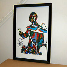Ringo Starr The Beatles Yellow Submarine Drums Music Poster Print Wall Art 11x17