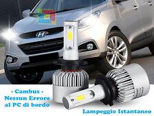 LAMPADE ANABBAGLIANTI ISTANTANEO LED HYUNDAI IX35 2010-2013 CREE 6000K