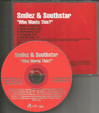 SMILEZ & SOUTHSTAR w/ KELIS Who Wants this INSTRUMENTAL & ACAPELLA PROMO DJ CD