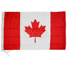 Canadian Canada National Flag Maple Leaf Outdoor Indoor Banner 3x5ft 150x90CM