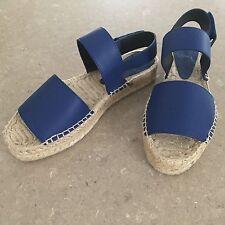 10174ae4613 Vince Emilia Espadrille Platform Sandal Cobalt Blue