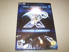 X3 Terran Conflict  PC **New & Sealed**