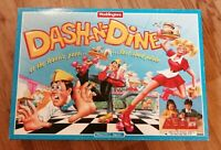VINTAGE 1993 DASH-N-DINE BOARD GAME WADDINGTONS COMPLETE LOVELY CONDITION RARE