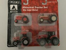 ERTL 1/64th AGCo Historical Tractor Set #13187