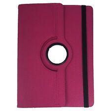 Archos 101c Platinum - Tablet PC Schutzhülle Tasche - Pink 10.1 Zoll 360°