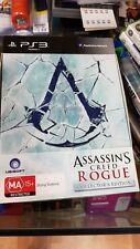 assasins creed rogue collectors edition ps3