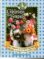 Gooseberry Patch Celebrate the Seasons Book Recipes Decorating Gifts