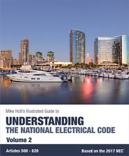 Mike Holt's Understanding the National Electrical Code, Vol 2, Textbook 2017