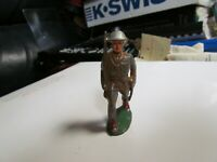 Barclay Manoil  Lead Toy Soldier Standing with Gun (5)