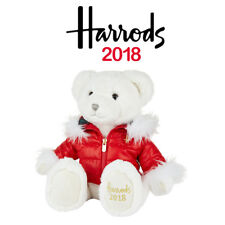 2017 Harrods Bertie Teddy Bear