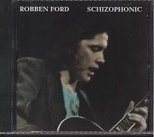 Schizophonic by Robben Ford (CD, Feb-1994, Rhino (Label))