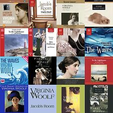 Virginia Woolf - Huge Book Collection on Audio mp3 DVD