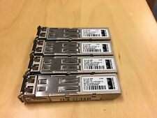 LOT OF 4 Genuine Cisco GLC-SX-MM 1000Base-SX Transceiver Module