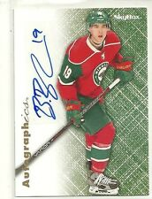2012/13 Fleer Retro Hockey 96 Skybox Autographics Brett Bulmer Autographed Card