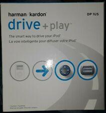 Harman/Kardon Drive+Play DP1US iPod Car Audio Device