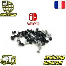 Nintendo Switch Console Screw / Vis Kit Set Replacement