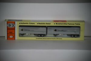 Con-Cor 45Ft Rivet Side Dry Van Cornucopia Foods 2 Pack 0004-008204 w Free ship!