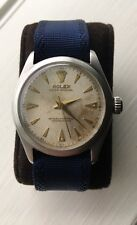 Rolex Oyster Perpetual Bubbleback 6106 Mens Watch