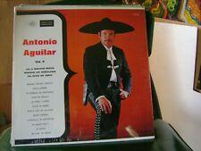 SEALED SPANISH  LATIN LP~ANTONIO AGUILAR~VOL 9~CON EL MARIACHI MEXICO MENSAJEROS