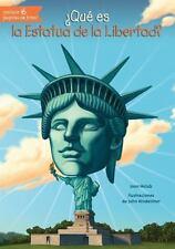 ¿Qué Es la Estatua de la Libertad? by Joan Holub (2016, Paperback)