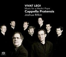 Vivat Leo: Music for a Medici Pope, New Music